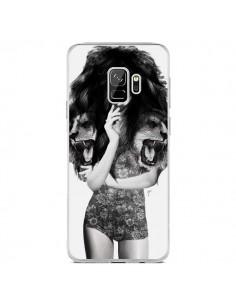 Coque Samsung S9 Femme Lion - Jenny Liz Rome