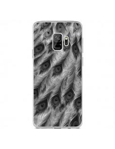 Coque Samsung S9 Paon Robe - Jenny Liz Rome
