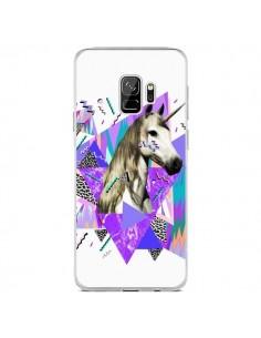 Coque Samsung S9 Licorne Unicorn Azteque - Kris Tate
