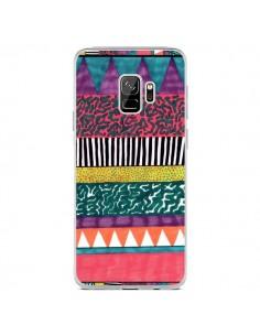 Coque Samsung S9 Azteque Dessin - Kris Tate