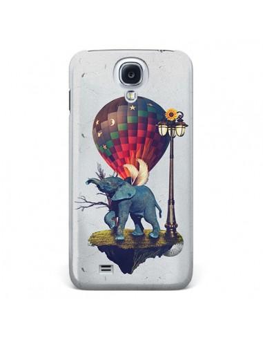 Coque Elephant Lfant pour Galaxy S4 - Eleaxart