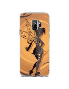 Coque Samsung S9 Fée Clochette Fairy Peter Pan - LouJah