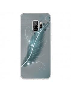 Coque Samsung S9 Plume Magique - LouJah
