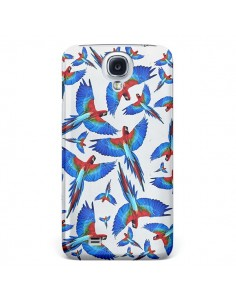 Coque Perroquets Parrot pour Galaxy S4 - Eleaxart