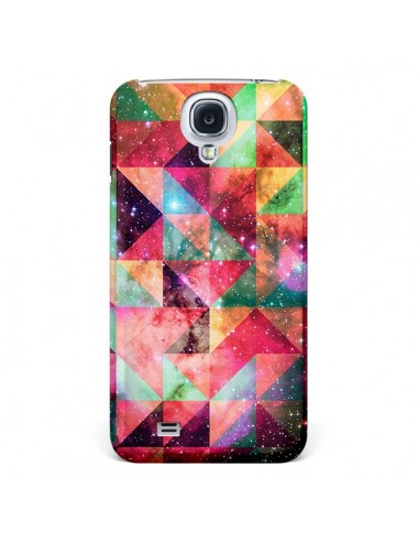 Coque Azteque Galaxy pour Galaxy S4 - Eleaxart