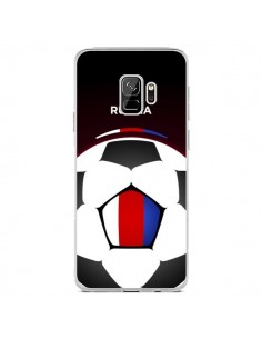 Coque Samsung S9 Russie Ballon Football - Madotta