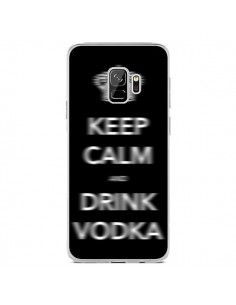 Coque Samsung S9 Keep Calm and Drink Vodka - Nico