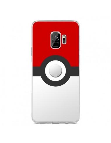 Coque Samsung S9 Pokemon Pokeball - Nico