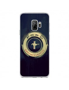 Coque Samsung S9 Ford Mustang Voiture - R Delean