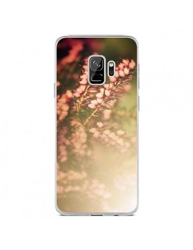 Coque Samsung S9 Fleurs Flowers - R Delean