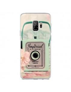 Coque Samsung S9 Appareil Photo Imperial Vintage - Sylvia Cook