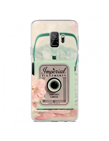 Coque Samsung S9 Appareil Photo Imperial Vintage - Sylvia Cook