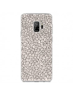 Coque Samsung S9 A lot of cats chat - Santiago Taberna