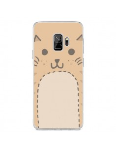 Coque Samsung S9 Big Cat chat - Santiago Taberna