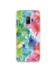 Coque Samsung S9 Organic Bold Shapes - Ninola Design