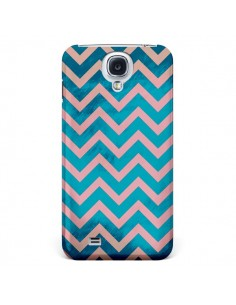 Coque Azteque Chevron Sunset pour Galaxy S4 - Mary Nesrala