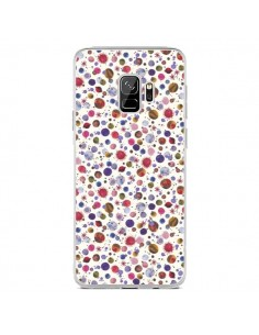 Coque Samsung S9 Peonies Pink - Ninola Design