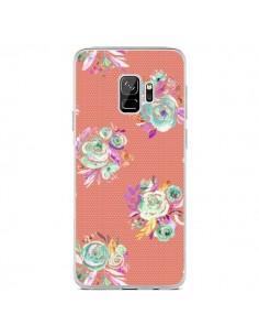 Coque Samsung S9 Spring Flowers - Ninola Design