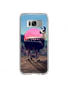 Coque Samsung S8 Llama - Ali Gulec