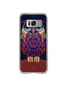 Coque Samsung S8 Chouette Owl - Ali Gulec