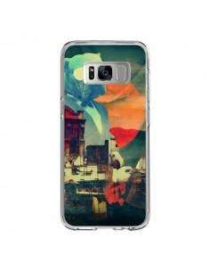 Coque Samsung S8 Abracadabra Magicien Chien Lapin - Ali Gulec