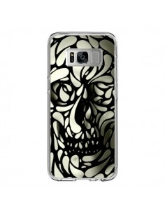 Coque Samsung S8 Skull Tête de Mort - Ali Gulec