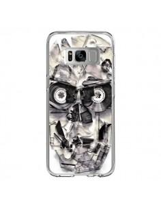 Coque Samsung S8 Tape Skull K7 Tête de Mort - Ali Gulec