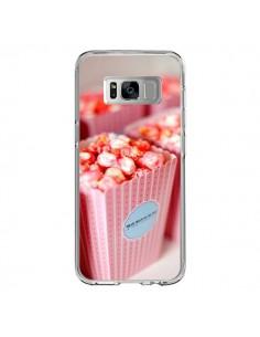 Coque Samsung S8 Punk Popcorn Rose - Asano Yamazaki