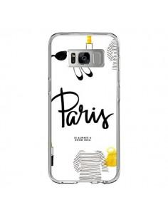 Coque Samsung S8 Paris is Always a Good Idea - Asano Yamazaki