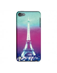 Coque Tour Eiffel Night pour iPod Touch 5 - Mary Nesrala