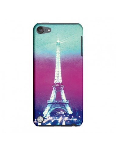 Coque Tour Eiffel Night pour iPod Touch 5 - Mary Nesrala