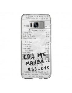 Coque Samsung S8 Call me maybe - Benoit Bargeton