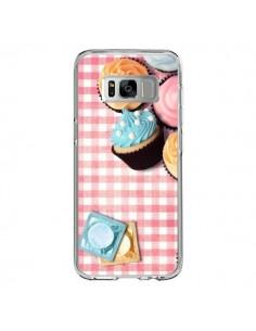 Coque Samsung S8 Petit Dejeuner Cupcakes - Benoit Bargeton