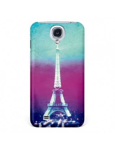 Coque Tour Eiffel Night pour Galaxy S4 - Mary Nesrala