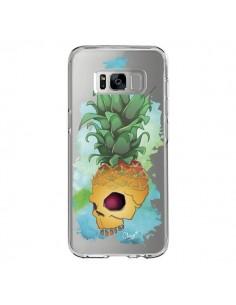 Coque Samsung S8 Crananas Crane Ananas Transparente - Chapo