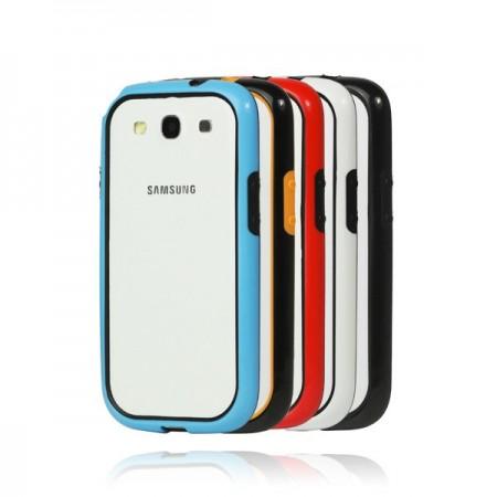 Bumper bi-color pour Samsung Galaxy S3