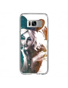 Coque Samsung S8 Mickey Lady - Daniel Vasilescu