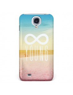 Coque Forever Young Plage pour Galaxy S4 - Mary Nesrala