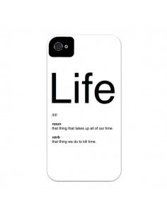 Coque Life pour iPhone 4 et 4S - Mary Nesrala