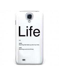 Coque Life pour Galaxy S4 - Mary Nesrala