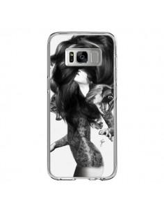 Coque Samsung S8 Femme Ours - Jenny Liz Rome