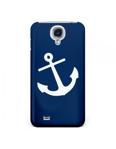 Coque Ancre Navire Navy Blue Anchor pour Galaxy S4 - Mary Nesrala