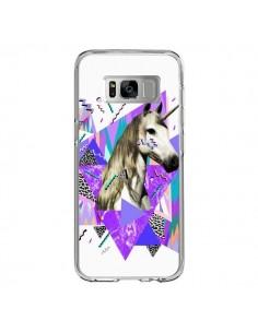 Coque Samsung S8 Licorne Unicorn Azteque - Kris Tate