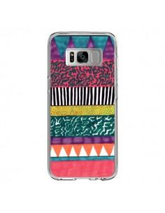 Coque Samsung S8 Azteque Dessin - Kris Tate