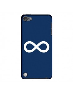Coque Infini Navy Blue Infinity pour iPod Touch 5 - Mary Nesrala