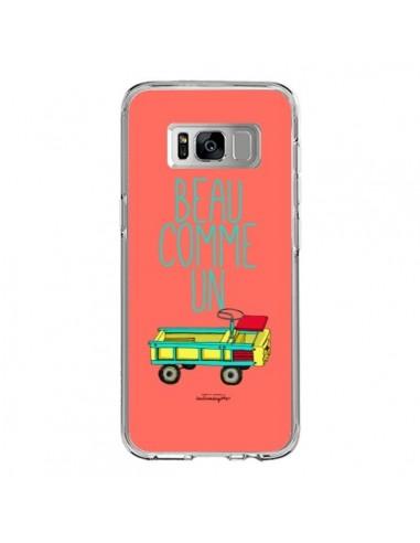 Coque Samsung S8 Beau comme un camion - Leellouebrigitte