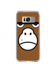 Coque Samsung S8 Le Gorille - Nico