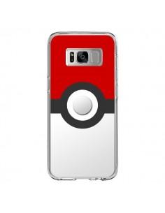 Coque Samsung S8 Pokemon Pokeball - Nico