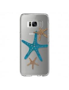 Coque Samsung S8 Etoile de Mer Starfish Transparente - Sylvia Cook