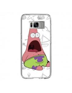 Coque Samsung S8 Patrick Etoile de Mer Bob l'Eponge - Sara Eshak